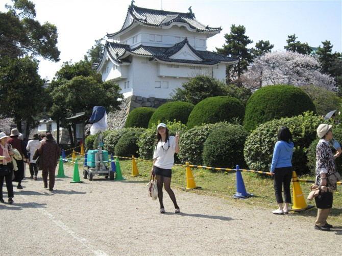 实习生在名古屋风景