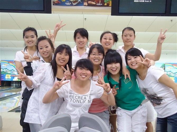 实习生在日本