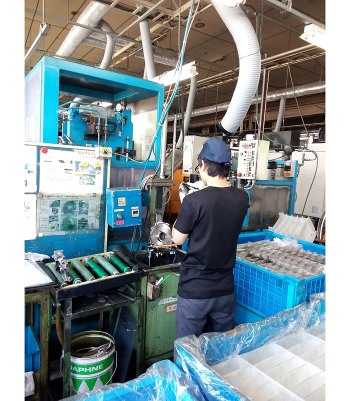 实习生在日本的工作场景